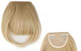 Pony Fransen Blond mesch 7